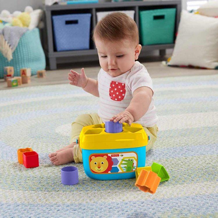 Newborn Baby Toy Set