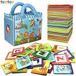 Fun Ways To Teach The Alphabet   TeyToy Alphabet Cards