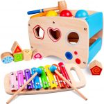 Best Xylophone For Babies | Rolimate Hammering And Pounding
