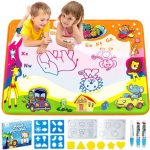 No Mess Drawing For Toddlers! Water Drawing Mat By Betheaces