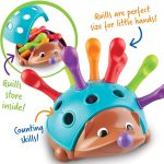 Spike The Fine-Motor Skills Toy Hedgehog!
