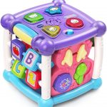 VTech Busy Learners Activity Cube – Fun on Five Sides