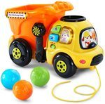 Baby's First Toy Dumper Truck by VTech