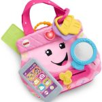 Fisher Price Laugh & Learn Smart Purse | Baby Girl Purse Toy